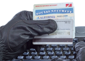 financial identity theft after a divorce