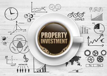 investment property after divorce