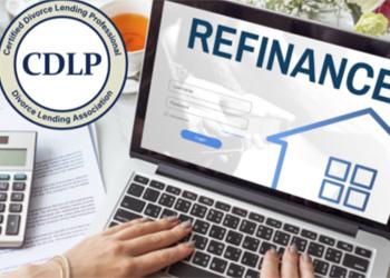 Marital Home Refinancing