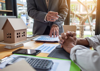 mortgage financing marital home after divorce
