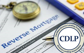 reverse mortgage for divorcing homeowners