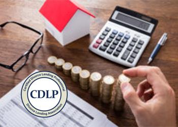 split home mortgage interest in a divorce