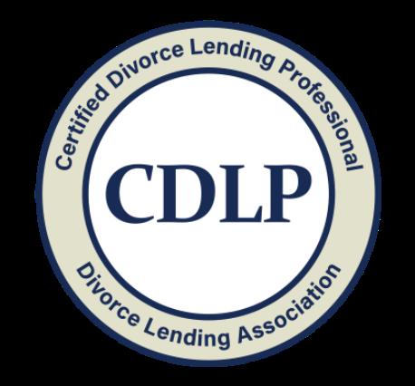 Certified Divorce Lending Professional Logo