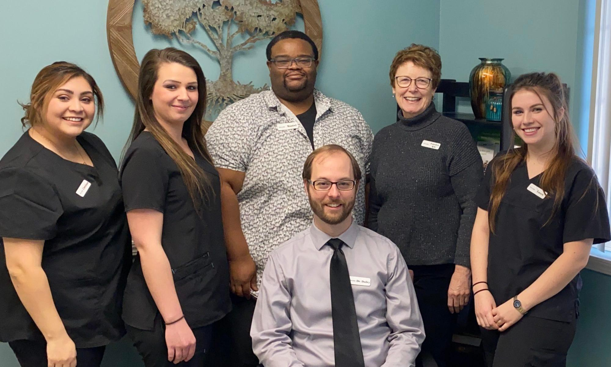Staff of Freeland Foot & Ankle