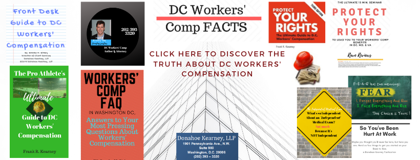 Free Consumer Guides DC Workers Compensation