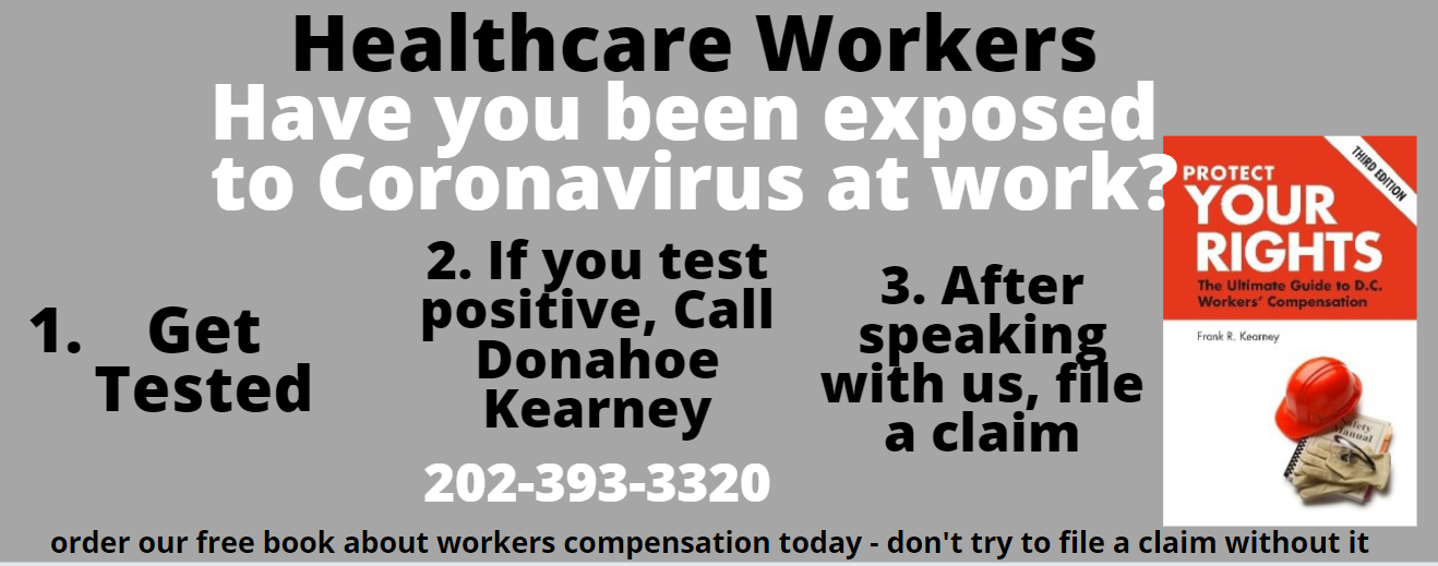 Workers compensation and the Coronavirus