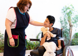 Finding The Right Home Health Aide For A Disabled Child