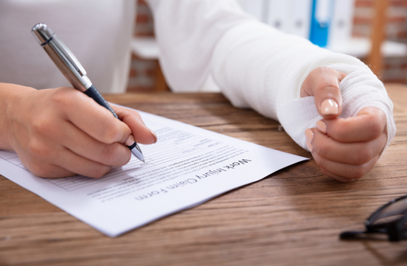 Getting Your Benefits Started After A Work Injury in DC