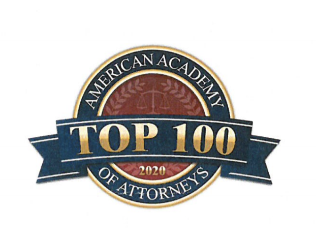 American Academy of Attorneys Top 100 Attorneys