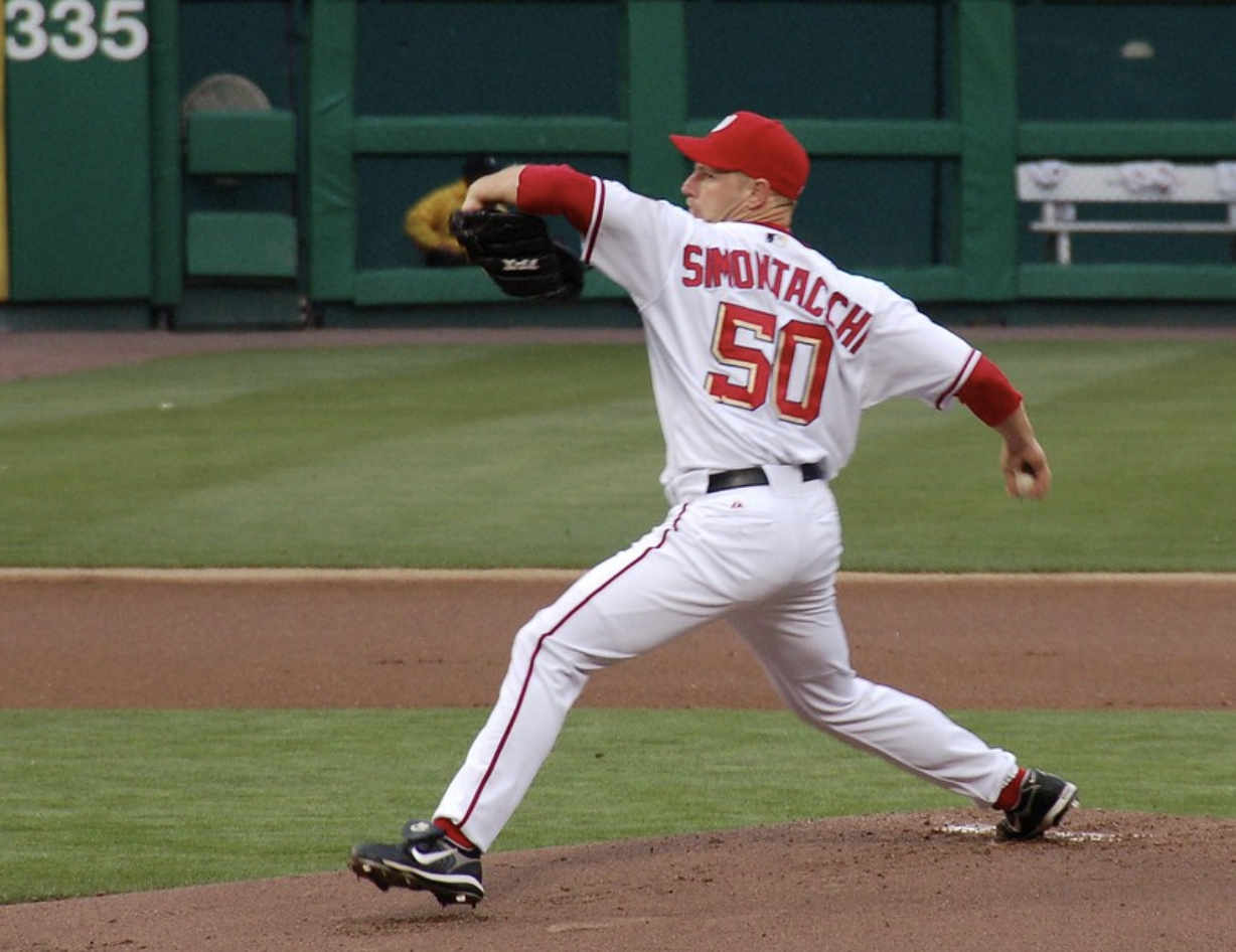 Former Nats Player Jason Simontacchi Talks Workers Comp