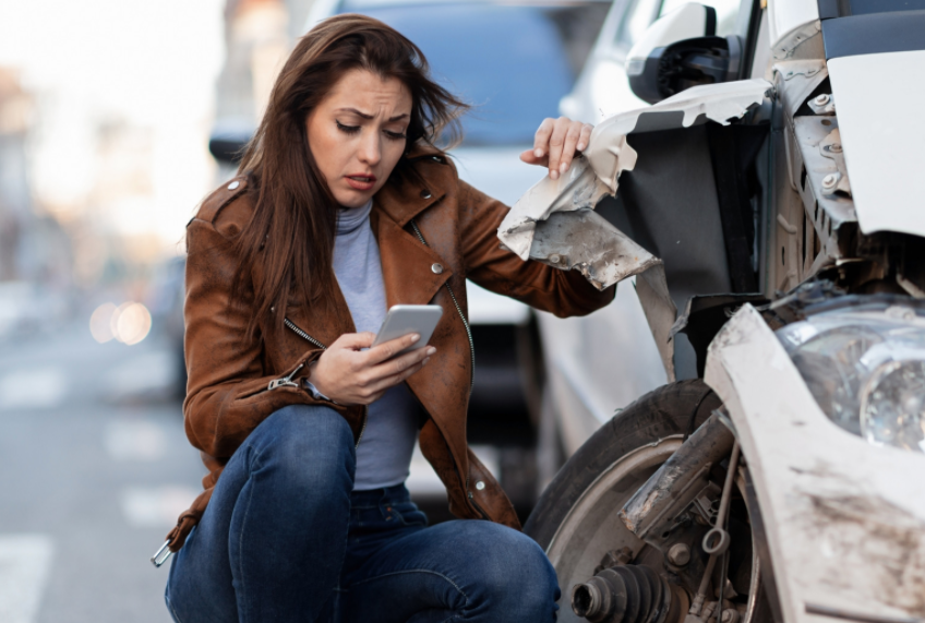 Two Phrases to Avoid After a Car Accident