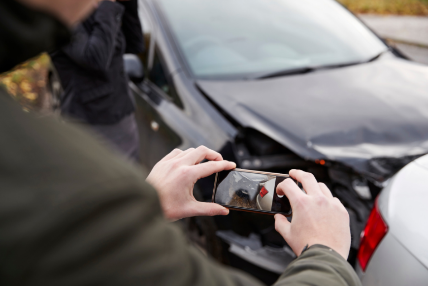 Why You Should Take Pictures After a DC Car Accident