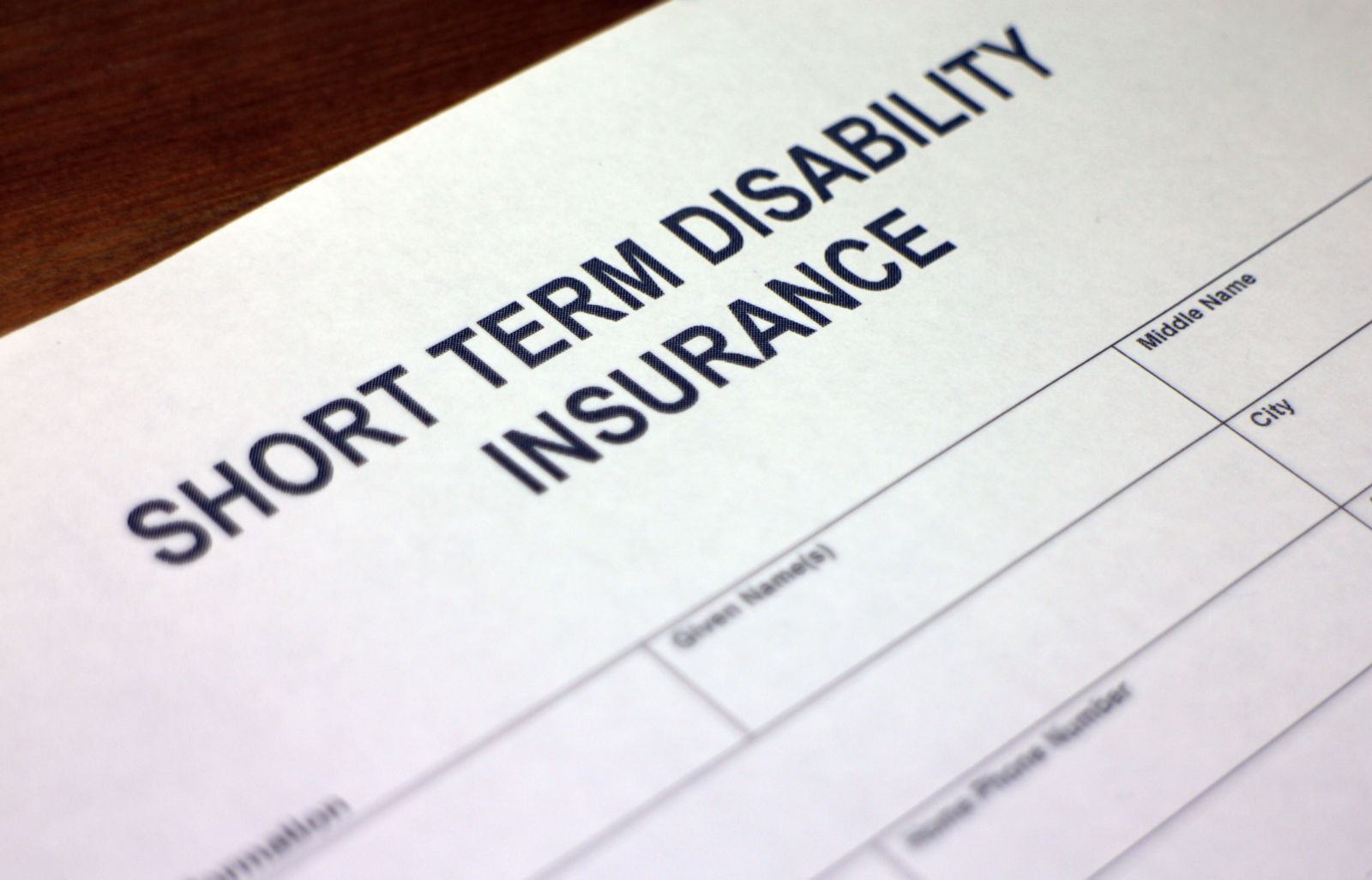 Get From Short Term Disability to Long Term Disability in DC