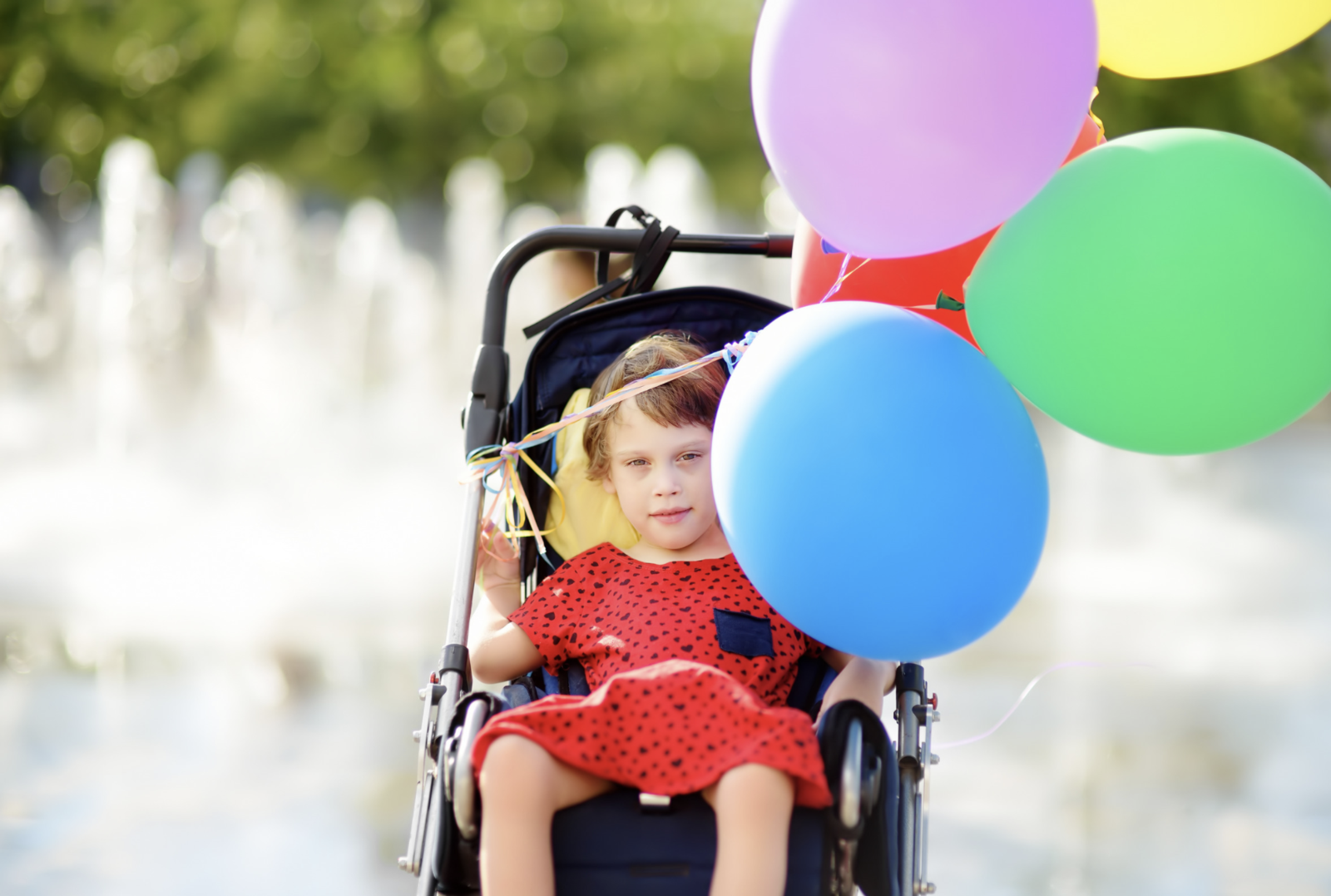 Worried about providing for a special needs child?