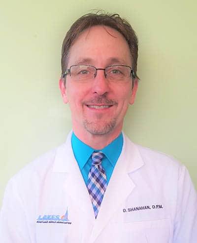 Dr. Dan Shanahan