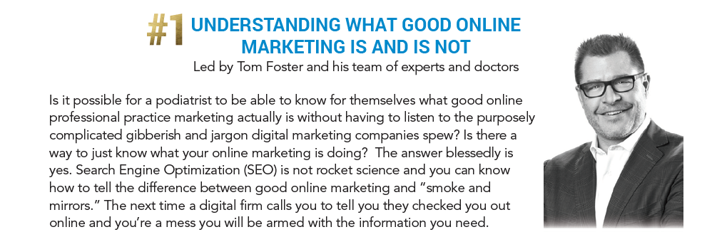 Marketing with Tom Foster