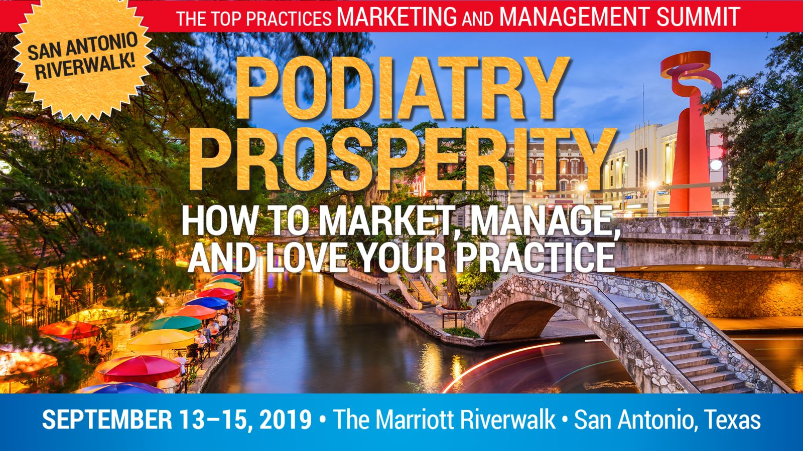 Top Practices Summit 2019