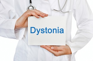 Infant dystonia disorder