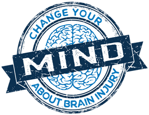 change your mind brain injury awareness month Gray & White