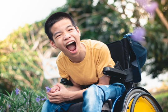 is cerebral palsy a disability in kentucky