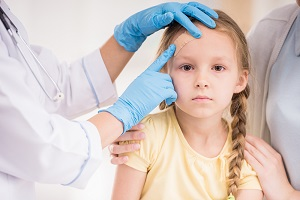 A daycare head injury may involve a serious brain injury