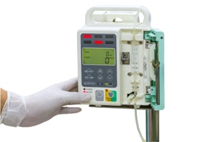chemotherapy infusion pump hospital