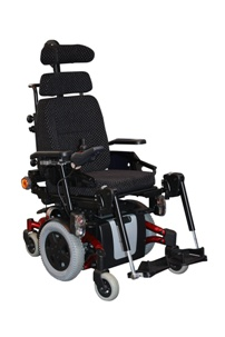 motorized wheelchair for child with cerebral palsy