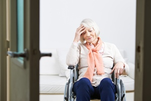 nursing home wrongful eviction