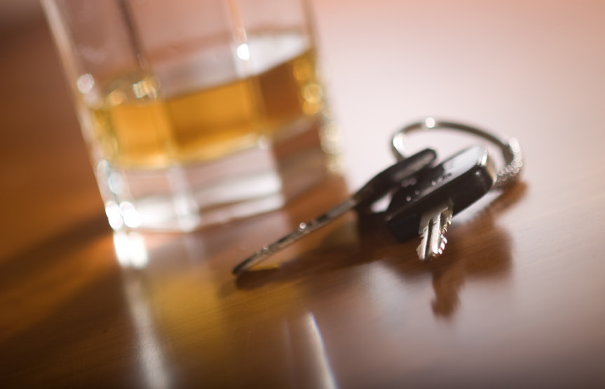 drunk driving BAC laws