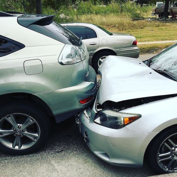 settlement rear end automobile accident