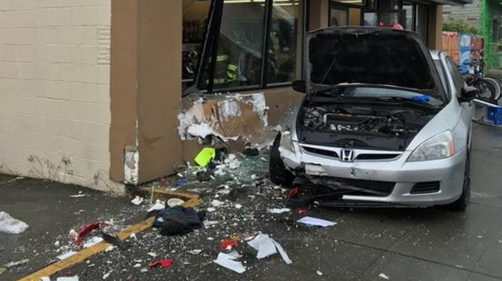 shoreline storefront crash