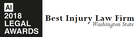AI Legal Awards Best Injury Law Firm Washington State