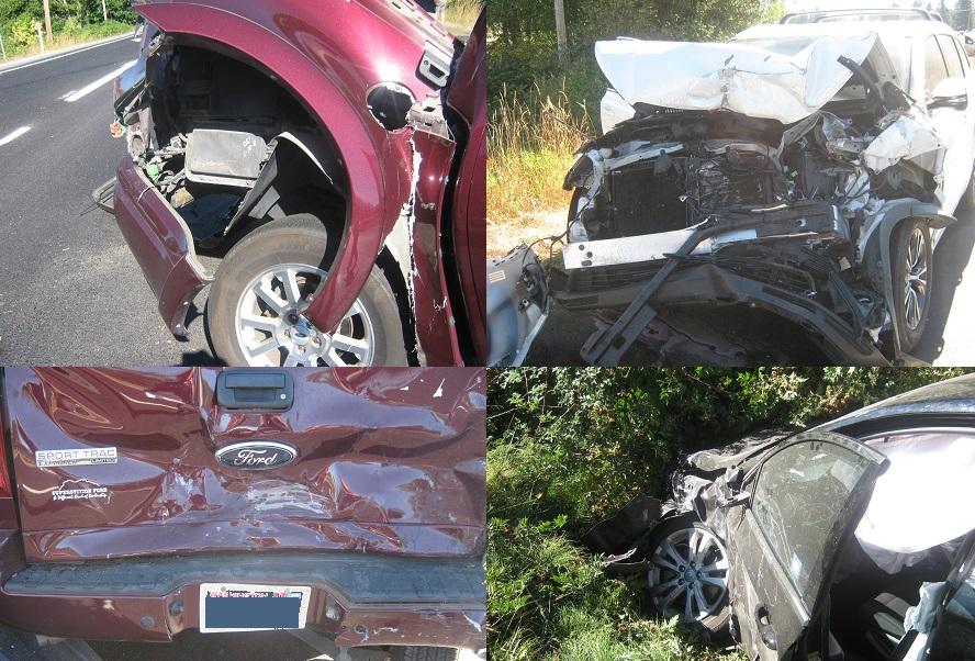 multi-car accident settlement