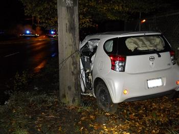 street racing crash west seattle