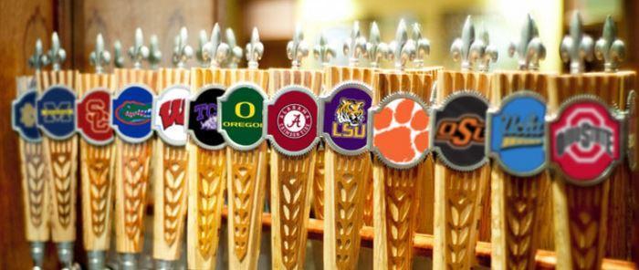 college beer tap