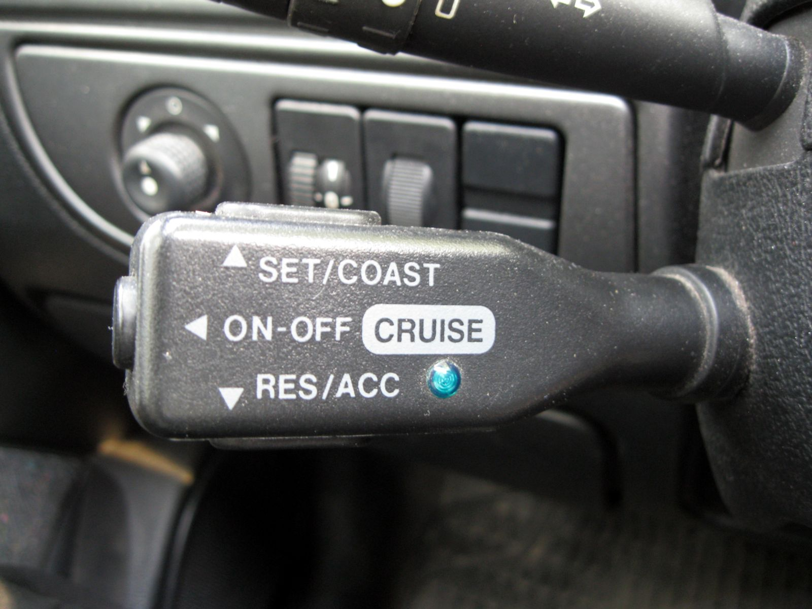 cruise control accidents