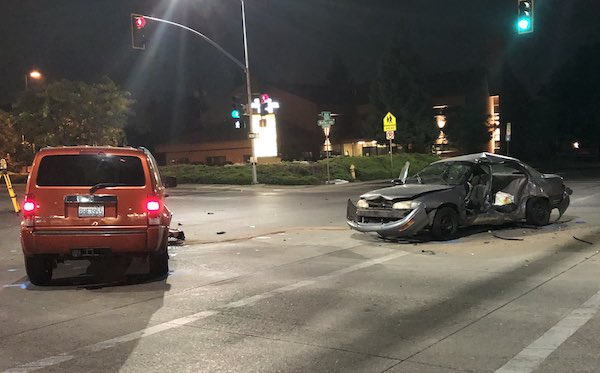 spokane dui crash