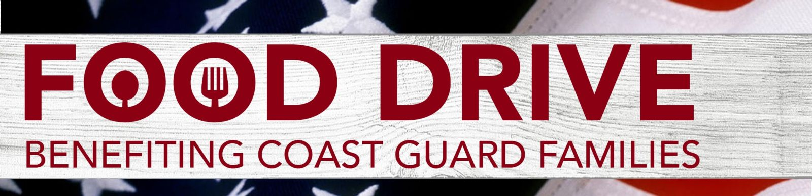 coast guard food drive