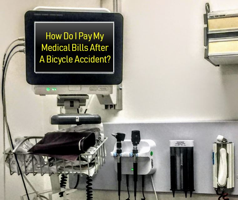 paying medical bills after a bicycle accident