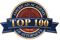 top 100 attorneys award