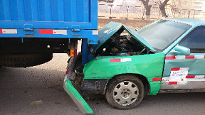 semi truck accident underride