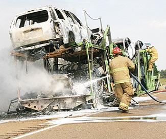 Transport Truck Carrier Crash Lawyer