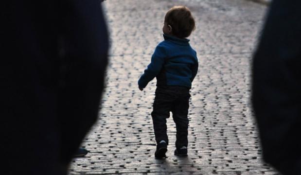 child pedestrian accident