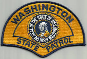 wash state patrol badge