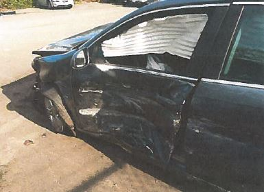 Thurston County Drunk Driving Collision
