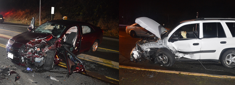 drunk driving crash Snohomish County
