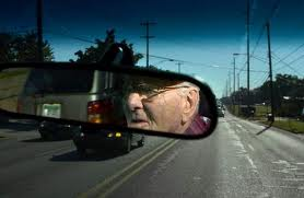 senior citizen car accident