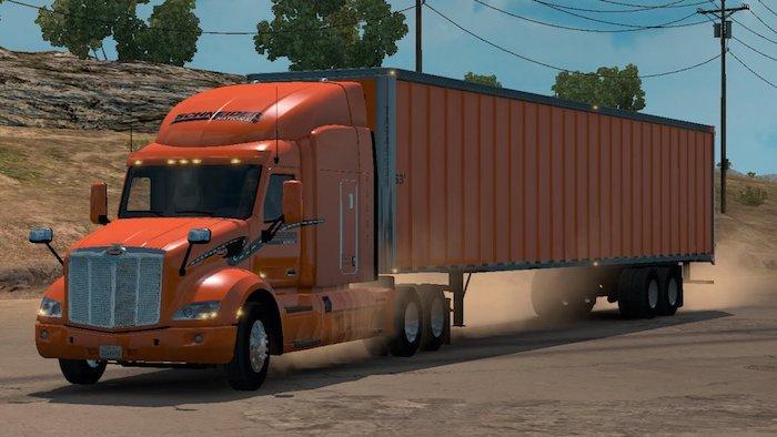 semi truck crash chewelah