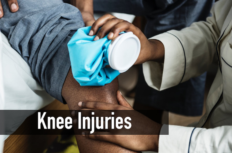 knee injury settlements