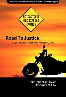 motorcycle accident attorney law book